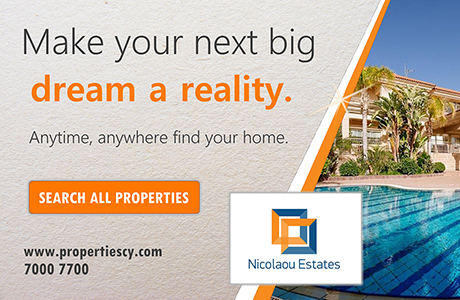 Best real estate agency services in Cyprus with Nicolaou Estates